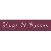Cozy Days- Hugs and Kisses