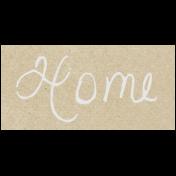Cozy Days- Home