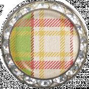 Memories & Traditions- Plaid Pattern Brad 2
