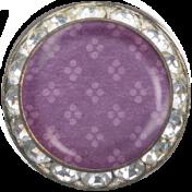 Memories & Traditions- Purple Dots Brad