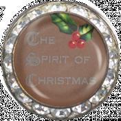 Memories & Traditions- Christmas Spirit Brad