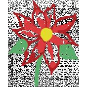 Memories & Traditions- Poinsettia