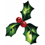 Memories & Traditions- Holly Sprig 02