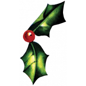 Memories & Traditions- Holly Sprig 03