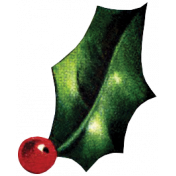 Memories & Traditions- Holly Sprig 04