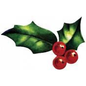 Memories & Traditions- Holly Sprig 05