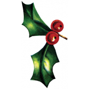 Memories & Traditions- Holly Sprig 07