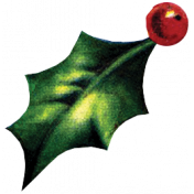 Memories & Traditions- Holly Sprig 08