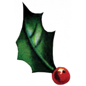 Memories & Traditions- Holly Sprig 11