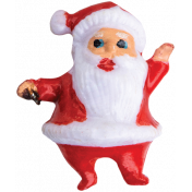 Memories & Traditions- Santa Toy