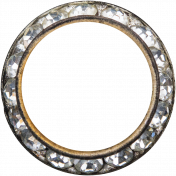 Memories and Traditions- Round Diamond Frame
