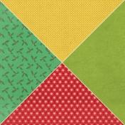 Memories & Traditions- Geometric 4 Paper