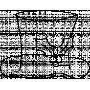 Hat Doodle Template 008