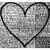 Heart Doodle Doodle 024