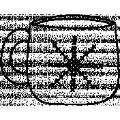 Mug Doodle Template 005