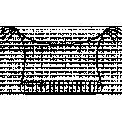 Hat Doodle Template 011