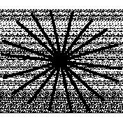 Pom Pom Doodle Template 003