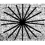 Pom Pom Doodle Template 004