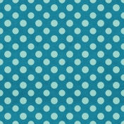 Memories & Traditions- Blue Dots Paper