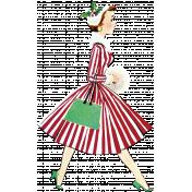 Memories & Traditions- 50's Woman Ephemera 1