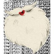 Memories and Traditions- Santa Beard Ephemera