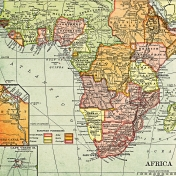 Toolbox Papers- Africa Map