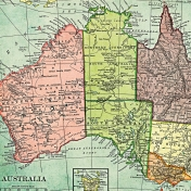 Toolbox Papers- Australia Map