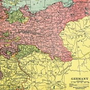 Toolbox Papers- Germany Map