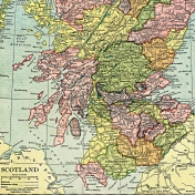 Toolbox Papers- Scotland Map