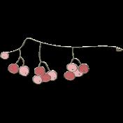 Winter Fun- Berries Doodle