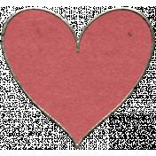 Winter Fun- Heart Doodle 2
