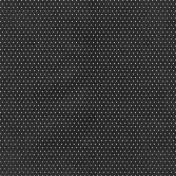 Winter Fun- Black Polka Dot Paper
