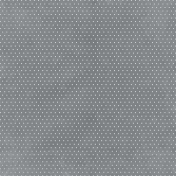 Winter Fun- Gray Polka Dot Paper