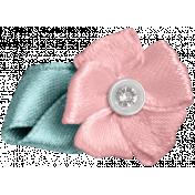 Winter Fun- Silk Flower 2