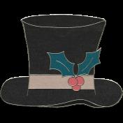 Winter Fun- Top Hat Doodle