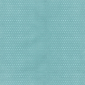 Winter Fun- Light Teal Polka Dot Paper