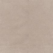 Winter Fun- Tan Polka Dot Paper