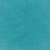 Winter Fun- Teal Polka Dot Paper