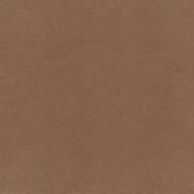 Winter Fun- Brown Cardboard Paper