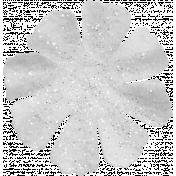 Fabric Flower Template 077