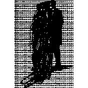 Illustration Stamp Template 022