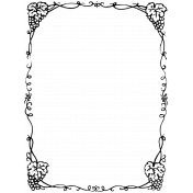 Frame Stamp Template 007