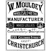 Label Stamp Template 003