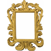 Memories & Traditions- Gold Vintage Frame