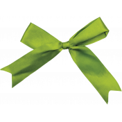 Memories & Traditions- Green Bow