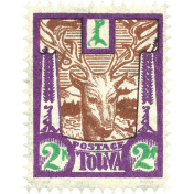 Memories & Traditions- Postage Stamp