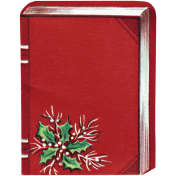 Memories & Traditions- Red Book Ephemera