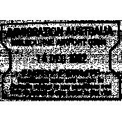 Passport Stamp Template 001