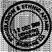 Passport Stamp Template 002