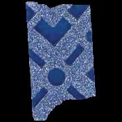 Toolbox Washi Tape 003- Blue Tape 08